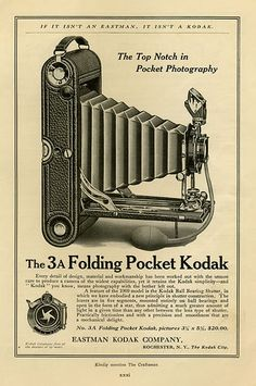 50 Vintage Camera Ads.  I have one of these.