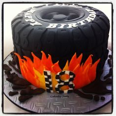 Cake Decorating Ideas For 18 Year Old Boy : 1000+ images about My Birthday Cakes for Guys on Pinterest ...