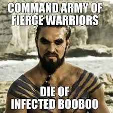 Drogo Game of Thrones funny