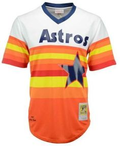 Mitchell & Ness Men's Nolan Ryan Houston Astros Authentic Jersey - White 40