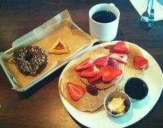 Vegan Breakfast at Lunch Room (Ann Arbor - MI)