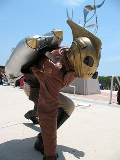 The Rocketeer - 'Best of' Cosplay Collection - News - GeekTyrant
