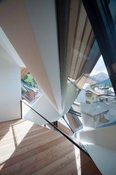 Schäfer Roofscape par Plasma Studio - Journal du Design