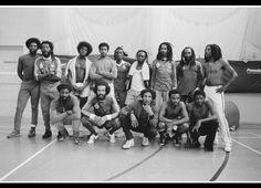 Bob Marley & Eddy Grant's Reggae Football Teams, 1980