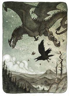Illustration: Johan Egerkrans