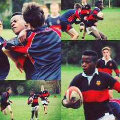 Rugby at The High School - #Findyourpassion. #hsd