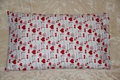 LOTS of LOVE VALENTINE Pillowcase by GiftsfromGrammy on Etsy.... This is sooo cute!