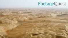 gorgeous 2k aerial footage of arabian desert sand dunes from bird s