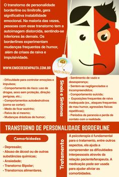 https://www.facebook.com/emocoesempauta/posts/577100982447057:0 #transtornoborderline #borderline #psicologia #TranstornoDePersonalidadeLimítrofe