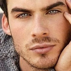 Men with sexy eyes