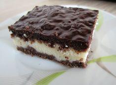 Zmrzlé řezy | By Dark Side - Recepty na dezerty Sweet Desserts, Sweet Recipes, Tiramisu, Food And Drink, Cooking, Ethnic Recipes, Cakes, Pastries, Kitchen