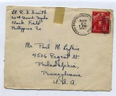 sent letter