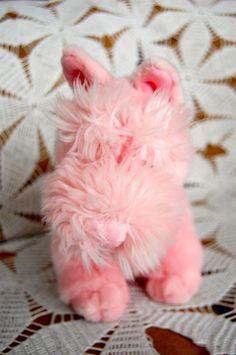 PRETTY! Stuffed SINCLAIR TERRIER Dog GUND Pink LIFE Breast Cancer Awareness