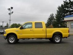 Ford F Super Duty F250 XLT Crew '05 For Sale in Washington — $15995