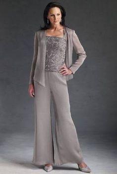 Resultado de imagen de plus size pants suits for weddings
