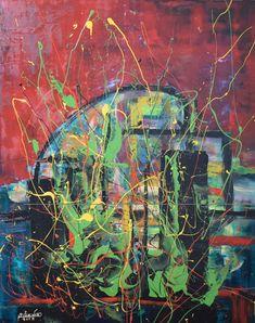 Sin City , oil and alkyd paint on canvas, 80 x 100 cm,2018  #artworks #art #entropy #contemporaryart #portrait #surreal #portraitgames #portraitsfromtheworld #portraitfolk #portrait_mf #portraitsvisuals #senseports #pursuitofportraits #portraitpage #vscoportrait #exposure #artbasel #artemoderna #artforsale #artcollector #artexhibit #nyartist #artcurator #artdealer #artnews #laartist #condrache_art #artexpo #artnyc Sin City, Love Art, New Art, Surrealism, Artworks, Contemporary Art, Folk, Portrait, Canvas