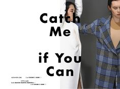 The Simplicity Issue - CATCH ME IF YOU CAN - 1