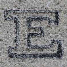 Alphabet E, Alphabet Photography, Letter N Words, Advertising Design, Letters And Numbers, Lettering Design, Monogram, Erika, Evans