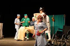 """Spektakl """"Czy jest na sali lekarz?"""", 7.06.2014"""