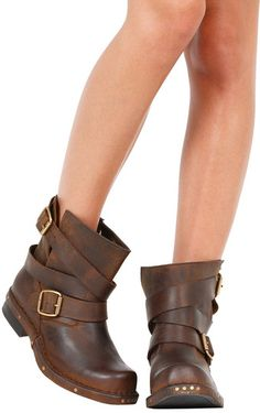 Jeffrey Campbell  Short Rouges Boot in 2 Colors