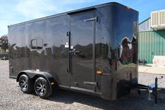 New 2017 Cargo Craft Elite V Enclosed Cargo Trailer Cargo Trailer RV for sale in Colorado. Find more Cargo Craft Elite V Cargo Trailer RVs at Colorado Trailers Inc., your Castle Rock CO RV dealer. Adventure Trailers, Best Trailers, Enclosed Cargo Trailers, Castle Rock Co, Overland Trailer, Rv Dealers, Rv For Sale, Airstream, Staycation