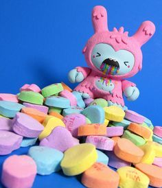 creepy doll polymer clay - Google Search