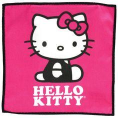 Hello Kitty(R) 6 x 6 Microfiber Cloth - HELLO KITTY - 902787