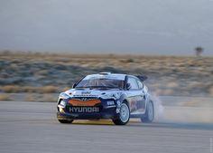 2011 Hyundai Veloster Rally Car