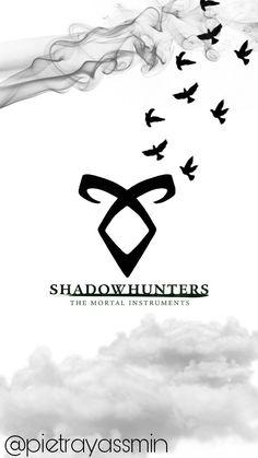 feito por mim.  @pietrayassmin #feature #shadowhunters #mine