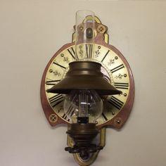 Online veilinghuis Catawiki: Steampunk Wall lamp