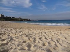 Another beautiful winter's day in Coogee, Sydney.