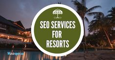 """SEO Services For Resorts""🏖🏖  When you're looking to bring more visitors to your location, you can't afford to ignore SEO. Consider some of the perks that come from well-planned and smart optimization: Better branding as a high-end destination Increased website traffic More online bookings Woosper Infotech is a professional SEO company that helps resorts appeal to search engines so they can attract the interest of new customers. Learn more by calling us today @ 080548 18753"