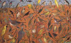 Judy BUMSTEAD - Feed the birds