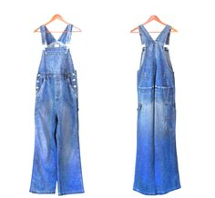 Maternity Clothes Women Denim Overalls Women by TheVilleVintage, $42.99