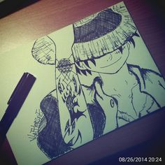 Luffy ● Tattoo ● Cartoon