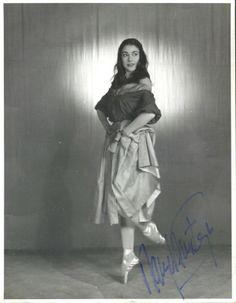 671: Ballerina MARGOT FONTEYN - Photo Signed : Lot 671