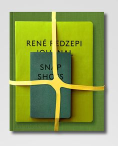 Three books in one, a journal, recipe book and flick book, A Work in Progress recounts the day-to-day life at Noma – from the trials of developing new dishes to the successes that come with winning the 50 Best Restaurant award.