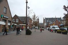 drunen the netherlands - town centre