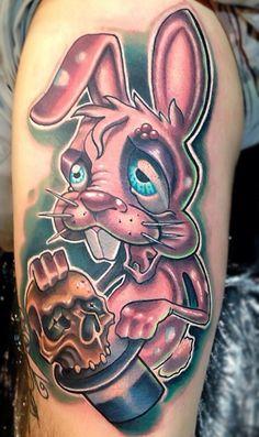 Josh Woods - Black 13 Tattoo by Black 13 Tattoo, via Flickr