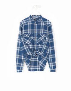 Lefties - camisa fantasia quadrados - 0-080 - 01490300-V2016