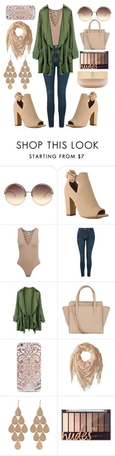 """""""Not my best😁"""" by mags07 ❤ liked on Polyvore featuring Linda Farrow, NLY Trend, Topshop, Salvatore Ferragamo, Nanette Lepore, Chan Luu, Irene Neuwirth and Eve Lom"""
