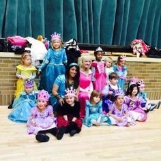 Abrakadoodle - Best-Loved Princess Chicago, Illinois  #Kids #Events