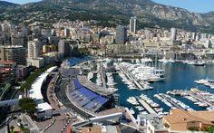 Monaco aerial view - Google zoeken