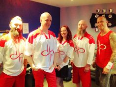 Devin Townsend and his team! :-)
