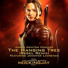 I'm listening to The Hanging Tree (Rebel Remix) (Feat. Jennifer Lawrence) by James Newton Howard on Pandora