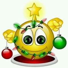 Shop Xmas Tree Poster created by smileycentral. Emoji Christmas, Christmas Love, Christmas Pictures, Christmas Emoticons, Merry Christmas, Smileys, Smiley Emoticon, Images Emoji, Emoji Faces