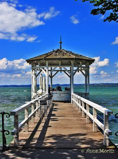 A Sunday at Bodensee / Lake Constance - (Germany, Switzerland and Austria)