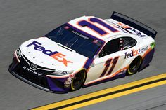 Denny Hamlin is looking to become a NASCAR team owner, per rumors