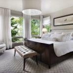 Beautiful, calm bedroom