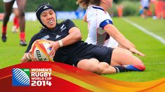 BEST tries from round three at Women's Rugby World Cup